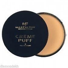 MAX FACTOR creme puff all in one pressed powder makeup refill in translucent 05