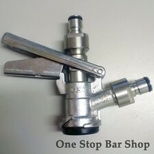 Keg Coupler Micromatic D Type Lever Handle - Cournious Ball Lock USA Fittings