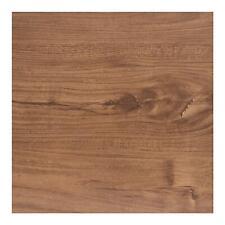 Floor Tiles Self Adhesive Vinyl Flooring Kitchen Bathroom Brown Wood Grain
