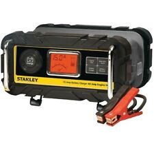 Stanley BC15BS Battery Charger/Maintainer 15 Amp w/40 Amp Engine Start
