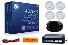 SET Kit 4 Sensori di parcheggio con centralina e display  CP14 18mm colore nero