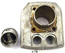 MOTO GUZZI STORNELLO 125-cylindre + piston cylindrique