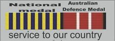 Australian Original Modern & Current Militaria Medals