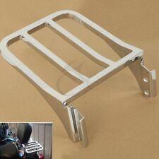 Detachable Rear Backrest Luggage Rack For Harley Heritage Softail Dyna Fatboy US