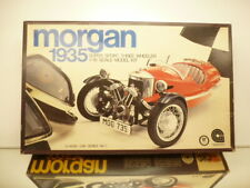 GAKKEN JAPAN 81039 MORGAN SUPER SPORT three wheeler - RED 1:16 - UNBUILT IN BOX