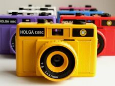 USD - HOLGA 35mm 135 format Camera 135BC / BC Yellow Lomo Fuji Kodak