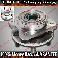 FRONT 5 STUD Wheel Hub Bearing fit Plymouth 96-00 Grand Voyager/ Voyager 2WD 14""