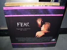 FEAR / MARK WAHLBERG & REESE WITHERSPOON   Laserdisc 1996 - SEALED NEW -