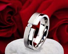 Modeschmuck-Ringe mit Diamant und 50 (12,0-15,9 mm Ø)