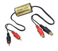 NF-Entstörfilter KFZ PKW Massefilter Geräusch Noise Filter Cinch
