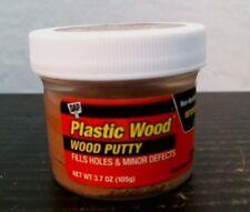 Dap 74129 Plastic Wood Putty Cherry Non Hardening Indoor Free Shipping