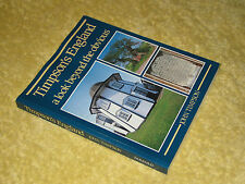 TIMPSON'S ENGLAND: A LOOK BEYOND THE OBVIOUS John Timpson PB 1997 Unusual places