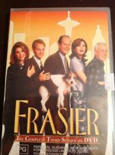 FRASIER The Complete Third Season New & Sealed Dvd R4