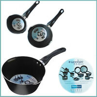 Milkpan Saucepan Non Stick Stockpan 15cm Teapot Cookware Sapphire Pan Collection