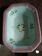 """VINTAGE ADAMS CAYLX WARE  RECTANGLE SERVING BOWL,9"""" x 7"""" approx"""