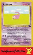 Carte Pokemon Ramoloss 55/62 Wizards Fossile TBE VF 50PV