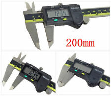 "Mitutoyo 500-196-20/30 200mm/8"" Absolute Digital Digimatic Vernier Caliper"