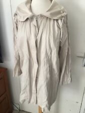 Manteau Trench Léger Caroll Taille 44