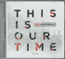 This Is Our Time: Live - Planetshakers (CD, 2014, Integrity Music) FREE SHIPPING