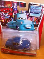 "DISNEY CARS TOONS DIECAST - ""Ito San"" - Combined Postage"