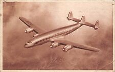 B44122 Avion Airplan Air France collection Lockheed Constellation
