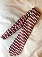Michelsons of London Tie - 100% silk - immaculate
