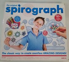 Original Spirograph Design Set Collectors Drawing Art Classic Toy By Kahootz