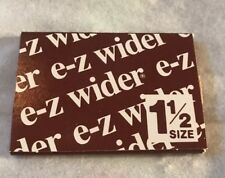 Vintage E Z Wider Rolling Papers