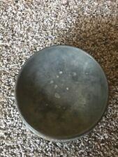 Vintage Antique Powder Puff Metal Music Box w/Feet. 1940's, No lid