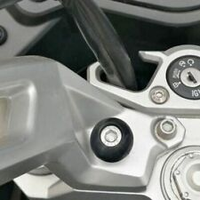 Motorcycle Gps Sat Nav Handlebar Top Yoke Bracket Ram Mount 1 inch Ball 8mm Hole