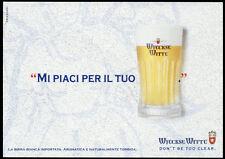 cartolina pubblicitaria PROMOCARD n.3747 WIECKSE WITTE BEER BIRRA