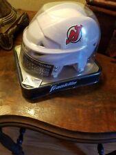 Jersey Devils Mini Player Helmet Franklin NHL New