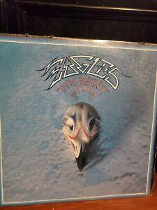 Eagles Their Greatest Hits '71-'75 Rock Record Vinyl lp Album