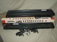 YAKIMA BUTTONDOWN 6 Ski/SNOWBOARD CARRIER 3036 Locks & Key  MIGHTYMOUNT 9V