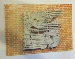 Guild Of All Souls Chantry Chapel, Walsingham. Fibre Glass Sculpture. Postcard