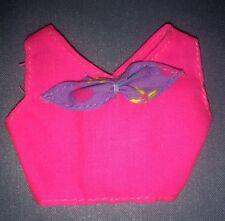 1996 Barbie #68600-91 Kelley Friends Cute & Cool Fashions Pink Top Purple Shirt
