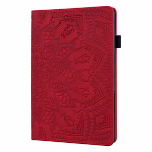 Leather Case For iPad 234 5th6th 7th 8th 9.7 10.2 10.5 11 12.9 Folio Stand Cover
