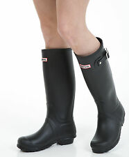 Womens Wellies - Ladies Black Wellington Boots - Size 5 UK - EU 38