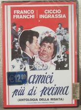 DVD NUOVO AMICI PIU DI PRIMA Franco Franchi Ciccio Ingrassia