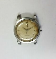 Chunky Textured Dial Omega Seamaster Bumper Automatic