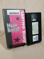 RARE Movie Gallery Rental Street Hitz VHS AIP STUDIOS Urban Drama NR HTF OOP