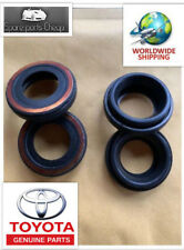 4X Cylinder Head Spark Plug Guide GENUINE OE TOYOTA 23682-30020