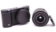 Samsung NX NX3300 20.3MP fotocamera digitale - Nero (Kit con / 20-50mm Obiettivo