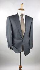 Polo Ralph Lauren 2 Btn Gray Dual Vent Birdseye Sport Coat 100% Wool 40R USA