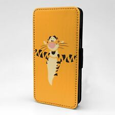 For Apple iPod Touch Flip Case Cover Winnie The Pooh Tigger - G1329