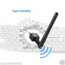 300 Mbps USB 802.11n WiFi Wireless Lan Network Card Adapter With Antenna