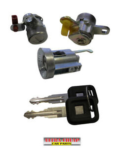 New Ignition Barrel Door Locks For Holden Rodeo TF 5/97 to 2/03