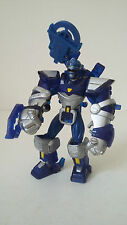 FIGURINE POWER RANGERS LOST GALAXY - BLUE EXPLORER RANGER BLEU - BANDAI 1998