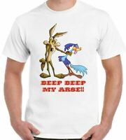 Beep Beep My Arse Mens Funny T-Shirt