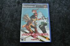 Alpine Racer 3 Playstation 2 PS2